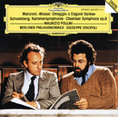 Manzoni: Masse: Omaggio a Edgard Varèse / Schoenberg: Kammersymphonie op.9/Maurizio Pollini, Berliner Philharmoniker, Giuseppe Sinopoli