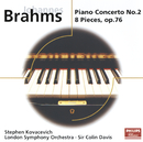Brahms: Piano Concerto No.2; 8 Piano Pieces Op.76/Stephen Kovacevich, London Symphony Orchestra, Sir Colin Davis