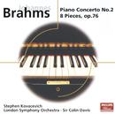 Brahms: Piano Concerto No.2; 8 Piano Pieces Op.76/Stephen Kovacevich, London Symphony Orchestra, Sir Colin Davis