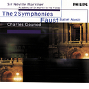グノー:交響曲 第1番、第2番、バレエ音楽 <ファウスト>/Academy of St. Martin in the Fields, Sir Neville Marriner