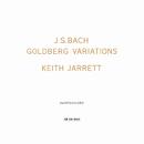 バッハ:ゴルトベルク変奏曲/Keith Jarrett