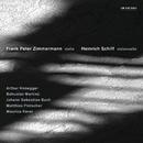 オネゲル:VNトチェロノタメノソナチネ/Frank Peter Zimmermann, Heinrich Schiff