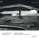Johannes Brahms - Sonaten für Viola und Klavier/Kim Kashkashian, Robert Levin
