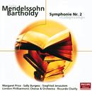 "Mendelssohn: Sinfonie Nr.2 ""Lobgesang""/Margaret Price, Sally Burgess, Siegfried Jerusalem, London Philharmonic Chorus, London Philharmonic Orchestra, Riccardo Chailly"