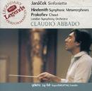Janácek:Sinfonietta / Hindemith: Symphonic Metamorphoses / Prokofiev: Chout/London Symphony Orchestra, Claudio Abbado