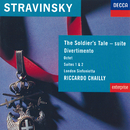 Stravinsky: The Soldier's Tale; Divertimento etc/London Sinfonietta, Riccardo Chailly
