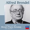 Mozart: Fantasia in C Minor, K.396;  Piano Sonatas/Alfred Brendel