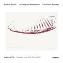 ベートーヴェン:ピアノ・ソナタ第8集/András Schiff