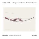 ベートーヴェン:ピアノ・ソナタ Vol.2/András Schiff