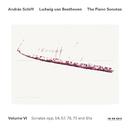 ベートーヴェン:ピアノ・ソナタ第6集/András Schiff