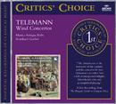 Telemann: Wind Concertos/Musica Antiqua Köln, Reinhard Goebel