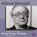 Mozart: Piano Sonatas Nos.3, 4 & 18/Alfred Brendel