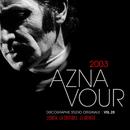 Vol. 28 - 2003 Discographie studio originale/Charles Aznavour