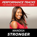 Stronger (Performance Tracks)/Mandisa
