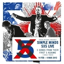 5x5 Live/Simple Minds