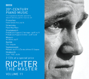 Richter The Master - 20th Century Piano Works (2 CDs)/Sviatoslav Richter