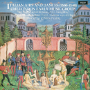 Italian Airs and Dances/London Early Music Group, James Tyler