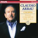 Chopin: Piano Concertos Nos. 1 & 2/Claudio Arrau, London Philharmonic Orchestra, Eliahu Inbal