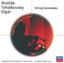 Dvorak & Elgar & Tchaikovsky: Serenades for Strings/Sir Neville Marriner, Academy of St. Martin in the Fields