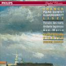 Franck/Liszt: Piano Quintet/Harmonies Poétiques et Religieuses/Ave Maria etc./Sviatoslav Richter, Borodin Quartet