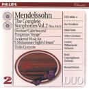 Mendelssohn: The Symphonies Vol.2; Violin Concerto; A Midsummer Night's Dream/London Philharmonic Orchestra, Royal Concertgebouw Orchestra, Bernard Haitink