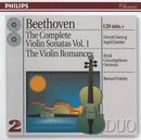 Beethoven: The Complete Violin Sonatas, Vol. I; The Violin Romances/Henryk Szeryng, Ingrid Haebler, Royal Concertgebouw Orchestra, Bernard Haitink