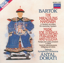 Bartók: The Miraculous Mandarin; Music for Strings, Percussion & Celesta/Kenneth Jewell Chorale, Detroit Symphony Orchestra, Antal Doráti