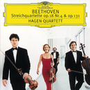 Beethoven: String Quartets No.4 Op.18 & No.14 Op.131/Hagen Quartett