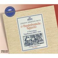 バッハ: ブランデンブルク協奏曲全集、序曲集、三重協奏曲 BWV 1044