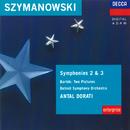 Szymanowski: Symphonies Nos. 1 & 2 / Bartok: Two Pictures/Ryszard Karcykowski, Kenneth Jewell Chorale, Detroit Symphony Orchestra, Antal Doráti