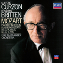 Mozart: Piano Concertos Nos. 20 in D minor & 27 in B flat/Sir Clifford Curzon, English Chamber Orchestra, Benjamin Britten