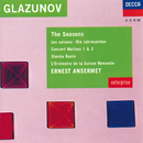 Glazunov: The Seasons; Two Concert Waltzes; Stenka Razin/L'Orchestre de la Suisse Romande, Ernest Ansermet