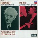 Bartok: Piano Concerto No.3 / Ravel: Piano Concerto in G major/Julius Katchen, London Symphony Orchestra, István Kertész
