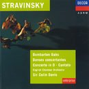 Stravinsky: Dumbarton Oaks; Danses Concertantes; Concerto in D for Strings/Patricia Kern, Alexander Young, The St. Anthony Singers, English Chamber Orchestra, Sir Colin Davis