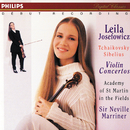 Tchaikovsky/Sibelius: Violin Concertos/Leila Josefowicz, Academy of St. Martin in the Fields, Sir Neville Marriner