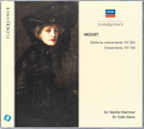 Mozart: Sinfonia Concertante; Concertone for 2 Violins/Alan Loveday, Stephen Shingles, Academy of St. Martin in the Fields, Sir Neville Marriner