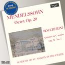 メンデルスゾーン:八重奏曲、ボッケリーニ:五重奏曲/Academy of St. Martin in the Fields, Sir Neville Marriner