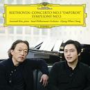 ベートーヴェン:交響曲第5番<運命>/ピアノ協奏曲第5番<皇帝>/Seoul Philharmonic Orchestra, Myung Whun Chung, Sunwook Kim