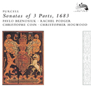 Purcell: 12 Sonatas of Three Parts/Pavlo Besnosiuk, Rachel Podger, Christophe Coin, Christopher Hogwood