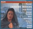 Mascagni: Cavalleria Rusticana/Jessye Norman, Giuseppe Giacomini, Dmitri Hvorostovsky, Choeur de l'Orchestre de Paris, Arthur Oldham, Orchestre de Paris, Semyon Bychkov