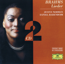 Brahms: Lieder/Jessye Norman, Daniel Barenboim