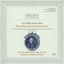 Bach, C.P.E.: Symphonies Nos.1 - 4/Münchener Bach-Orchester, Karl Richter