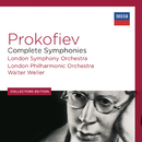 Prokofiev: Complete Symphonies/London Philharmonic Orchestra, London Symphony Orchestra, Walter Weller