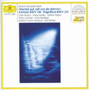 Bach, J.S.: Cantata BWV 140, Magnificat BWV 243/Maria Stader, Hertha Töpper, Ernst Haefliger, Dietrich Fischer-Dieskau, Münchener Bach-Chor, Münchener Bach-Orchester, Karl Richter