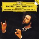 チャイコフスキー:交響曲第6番「悲愴」、序曲<ロメオとジュリエット>/Philharmonia Orchestra, Giuseppe Sinopoli