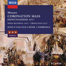 Mozart: Coronation Mass/Missa Solemnis/Mass in C/The Choir of King's College, Cambridge, English Chamber Orchestra, Stephen Cleobury