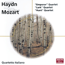 Haydn/Mozart: String Quartets/Quartetto Italiano