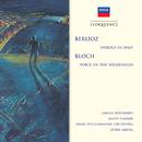 Berlioz: Harold In Italy; Bloch: Voice In The Wilderness/Daniel Benyamini, János Starker, Israel Philharmonic Orchestra, Zubin Mehta