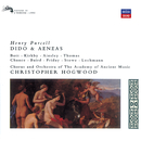 Purcell: Dido & Aeneas/Catherine Bott, Emma Kirkby, John Mark Ainsley, David Thomas, The Academy Of Ancient Music Chorus, The Academy of Ancient Music, Christopher Hogwood