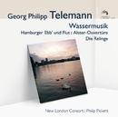 Telemann: Wassermusik/New London Consort, Philip Pickett